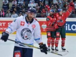 Augsburg in der Champions Hockey League: Aschenputtel im Achtelfinale