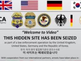 Cybercrime: Wie eine der größten Kinderporno-Plattformen des Darknets aufflog