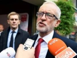 Labour Party: Als wäre der Brexit nicht genug