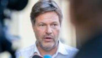 Rechtsextremismus: Razzia nach Morddrohung gegen Robert Habeck in Thüringen