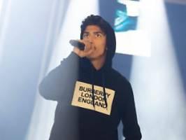 Bombendrohung bei Rap-Show: Mero muss Konzert abbrechen