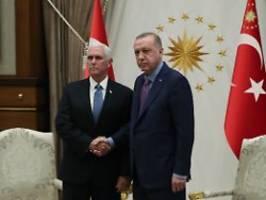 Kurden sind die großen Verlierer: Die Waffenruhe von Ankara ist eine Farce