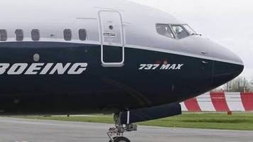 Probleme schon länger bekannt?: FAA fordert «sofortige Erklärung» von Boeing zu 737 Max