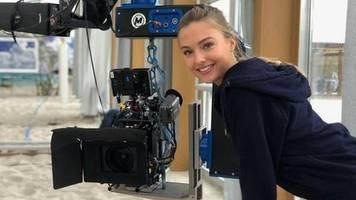 Lilly Krug: Ferres-Tochter sichert sich Part in ZDF-Reihe