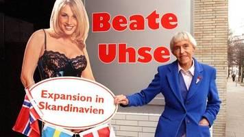 100. Geburtstag: Beate Uhse: Pilotin, Unternehmerin und die Frau, die den Deutschen die Verklemmtheit nahm