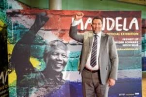 """Bikini Berlin: Mandela-Ausstellung: """"Sein Traum wird niemals sterben"""""""