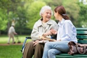 Pflege: Selbsthilfe-Forum für pflegende Angehörige