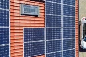 Energie: Bis zu 15 000 Euro Zuschuss für Solarenergiespeicher