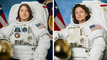 Nasa feiert ersten ausschließlich weiblich besetzten Weltraumspaziergang