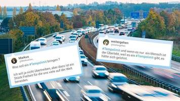 Heftige Diskussion: Von Anarchie auf Deutschlands Straßen bis Freiheit gerettet – Twitter streitet ums Tempolimit