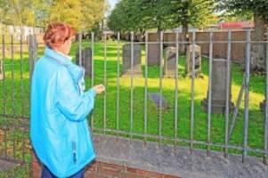 hamburg: bau der linie s 4: sorge um jüdischen friedhof in tonndorf