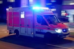 kriminalität: streit eskaliert: reinbeker (20) erleidet kopfverletzung