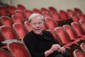 Literaturnobelpreis: Claus Peymann verteidigt Peter Handke