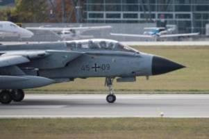 Mit Nato-Partnern: Bundeswehr trainiert Verteidigung mit Atomwaffen