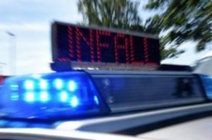 Unfälle: Fünf Unfälle sorgen für Stau auf A7 bei Hamburg