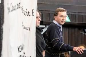 """Uni Hamburg: AStA: Bernd Lucke hat die Lage im Hörsaal """"angeheizt"""""""