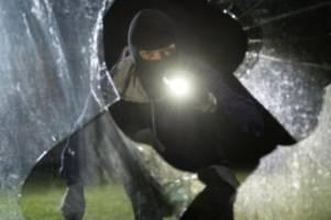 kriminalität: zahl der einbrüche in hamburg binnen vier jahren halbiert