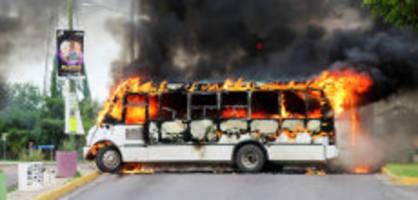 drogenkrieg: polizei lässt el chapos sohn nach krawallen frei
