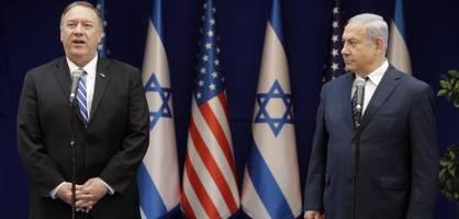 Die USA stärken Israels größten Feind