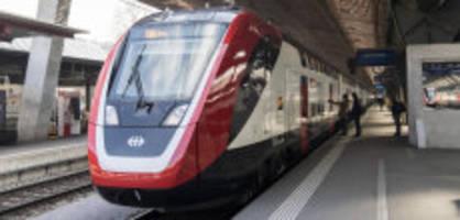 Strecke Chur-Zürich: SBB streicht 100 Sitzplätze in Pendlerzug