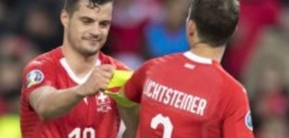 Umfrage: Stehst du hinter der Schweizer Fussball-Nati?