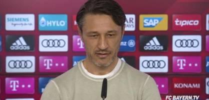 Niko Kovac über Serge Gnabry und Lucas Hernandez