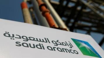 rekord-pläne: saudi aramco verschiebt börsengang