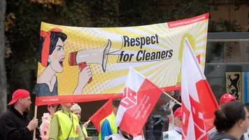 IG BAU: Einigung in Tarifgesprächen für Gebäudereiniger