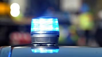 Geldautomat gesprengt: Tätersuche mit Hubschrauber