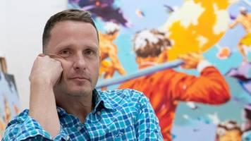 Künstler Norbert Bisky träumt noch vom DDR-Abitur