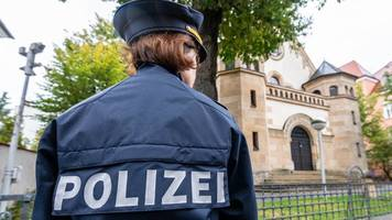 Nach Anschlag in Halle: Bundesländer wollen jüdische Einrichtungen besser schützen