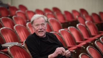 Peymann verteidigt Literaturnobelpreisträger Peter Handke