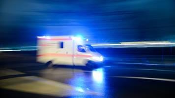 Unfall bei Paderborn: Vater stirbt,  Kinder verletzt