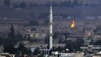 Fünf Tage Feuerpause - Trotz Waffenruhe in Nordsyrien: Weiter Kämpfe inGrenzstadt