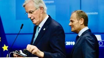 Pressestimmen zum Brexit-Deal: Alle wollen,  dass die Briten endlich gehen