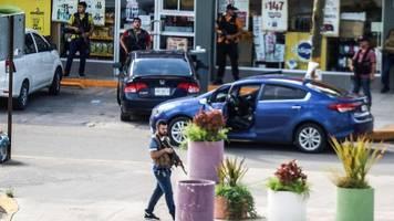 Nationalgarde lässt Sohn von Drogenboss El Chapo laufen