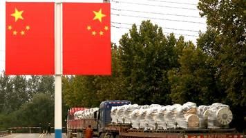 Schwächstes Wachstum seit 30 Jahren: Handelsstreit schwächt Chinas Wirtschaft enorm