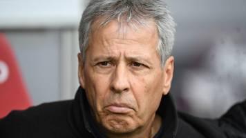 Dortmund gegen Gladbach - Klopp-Schwärmereien und 2:2-Serie: Favre macht sich Druck