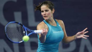 tennis: sexismus-eklat bei match von julia görges