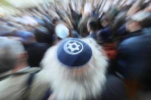 mehrheit der deutschen sieht wachsenden antisemitismus