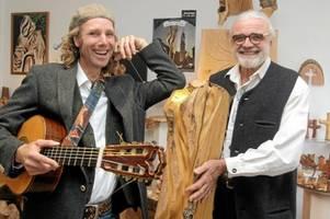 Zwei Künstler und ein besonderes Konzert in Göggingen