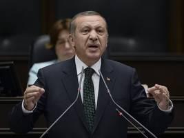 Erdogan: Kurden sollen sich von gesamter Grenze zurückziehen