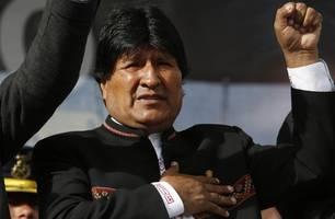 staatschef evo morales ist in bolivien ohne echte gegner
