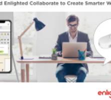 comfy und enlighted kooperieren, um intelligentere arbeitsplätze zu schaffen
