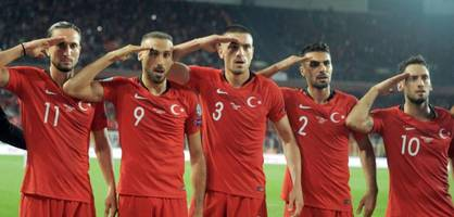 Wegen Waffenruhe – Türkische Fußballer schießen nicht mehr