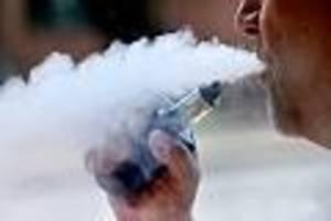 Nach Todesfällen in den USA - Dampfen schadet weniger als Rauchen: Wie gefährlich sind E-Zigaretten wirklich?