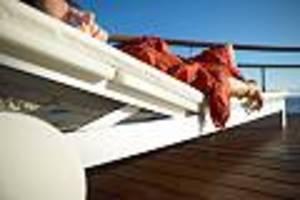 urlaub auf dem schiff - hören und genießen: die besten hörbücher für eine kreuzfahrt