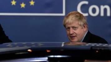 Brexit-Votum im Unterhaus wird Zitterpartie für Johnson