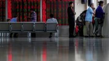 Chinas Wachstum stockt - nicht nur wegen Handelsstreit
