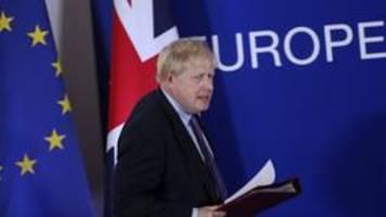 Wie das Brexit-Drama weitergeht - vier Szenarien